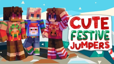 Cute Festive Jumpers on the Minecraft Marketplace by Podcrash