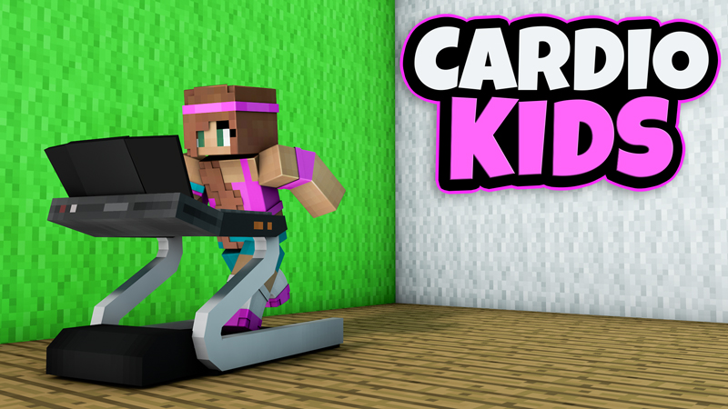 Cardio Kids on the Minecraft Marketplace by Impulse