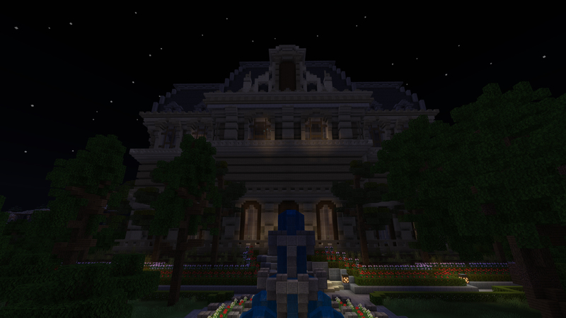 Haunted Mansion by Enchanted