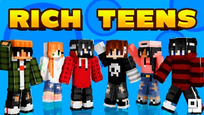 Rich Teens on the Minecraft Marketplace by inPixel