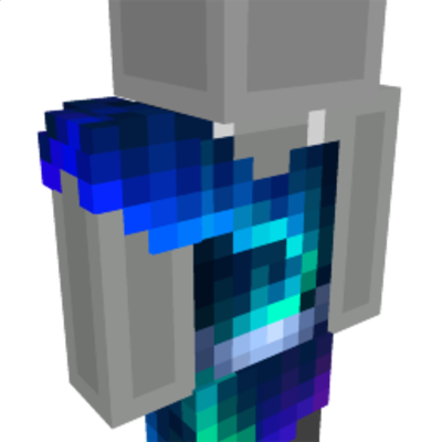 Aurora Dress on the Minecraft Marketplace by Cynosia