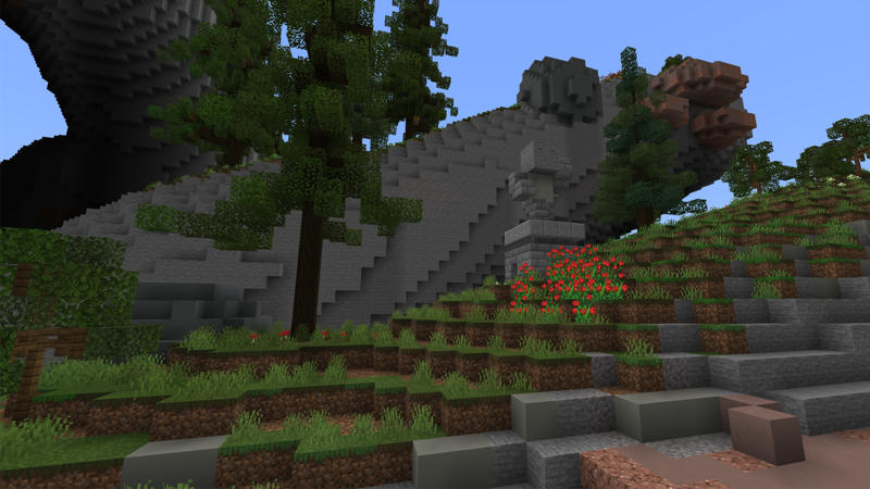 Hand of Life on the Minecraft Marketplace by Pixelusion