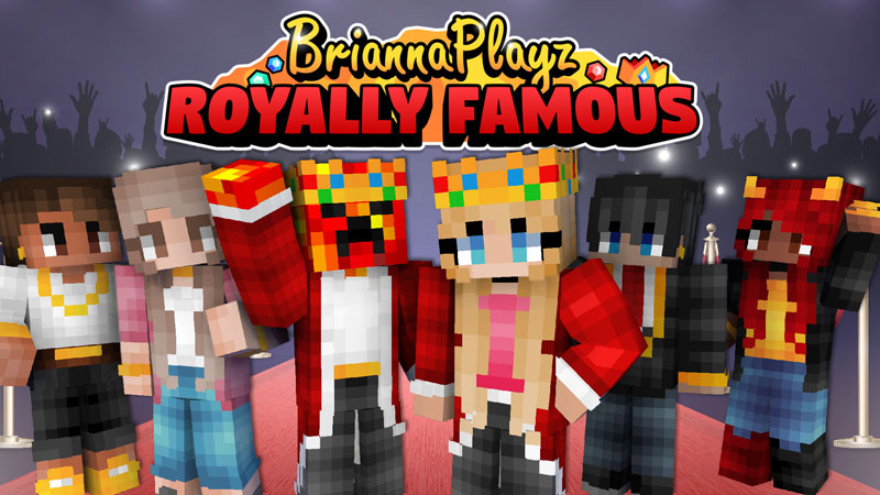 Royally Famous on the Minecraft Marketplace by Meatball Inc