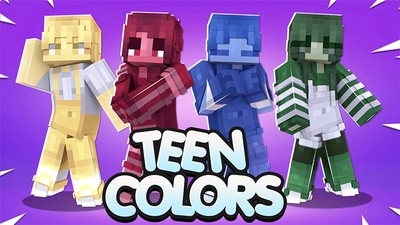 Teen Colors on the Minecraft Marketplace by Dig Down Studios