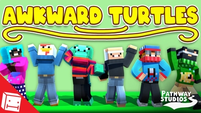 Awkward Turtles on the Minecraft Marketplace by Pathway Studios