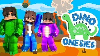 Dino Onesies on the Minecraft Marketplace by Podcrash