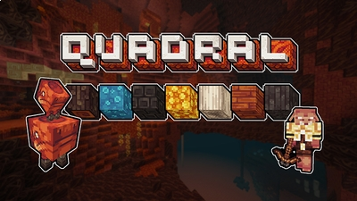 Quadral on the Minecraft Marketplace by Syclone Studios