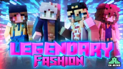 Legendary Fashion on the Minecraft Marketplace by In Mine