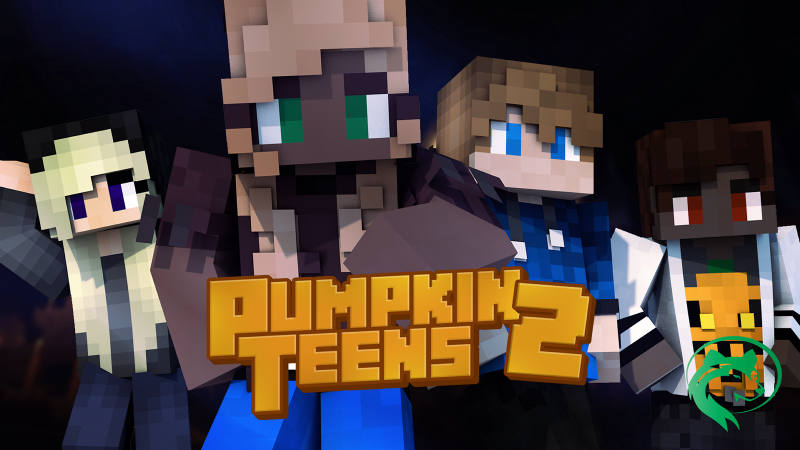 Pumpkin Teens 2 on the Minecraft Marketplace by BLOCKLAB Studios