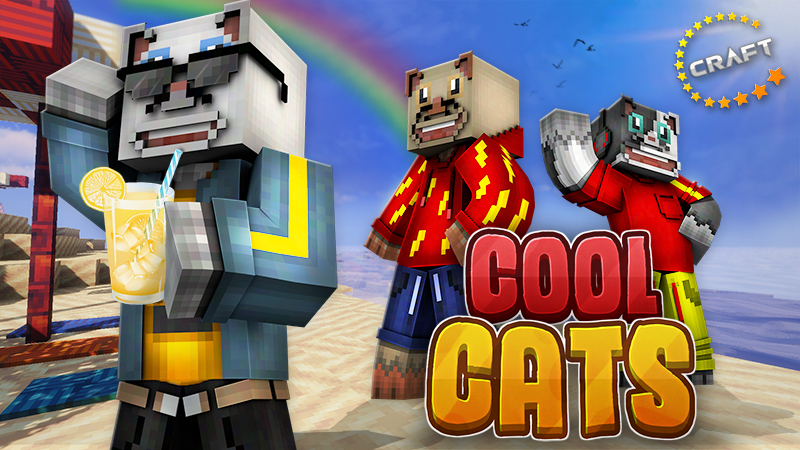 Cool Cats on the Minecraft Marketplace by The Craft Stars