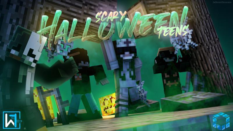 Scary Halloween Teens