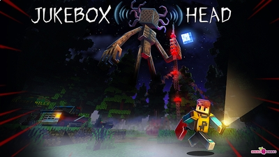 Jukebox Head on the Minecraft Marketplace by Razzleberries