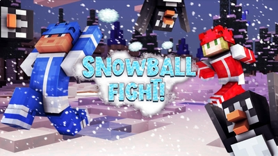 Snowball Fight on the Minecraft Marketplace by 57Digital