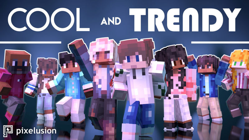 Cool n Trendy on the Minecraft Marketplace by Pixelusion
