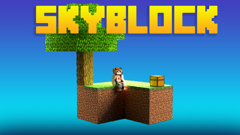 Skyblock on the Minecraft Marketplace by 4KS Studios