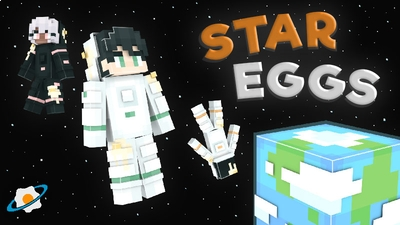 Star Eggs on the Minecraft Marketplace by NovaEGG