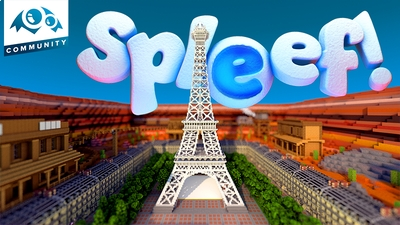 Spleef on the Minecraft Marketplace by Monster Egg Studios