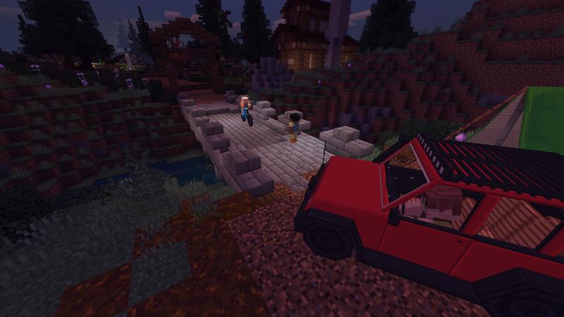 Camping - Screenshot