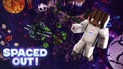 Spaced Out on the Minecraft Marketplace by Impulse