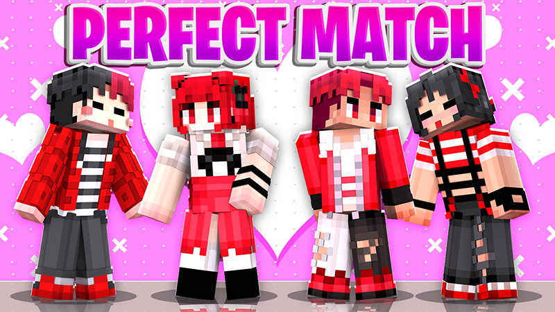 Perfect Match on the Minecraft Marketplace by Blu Shutter Bug