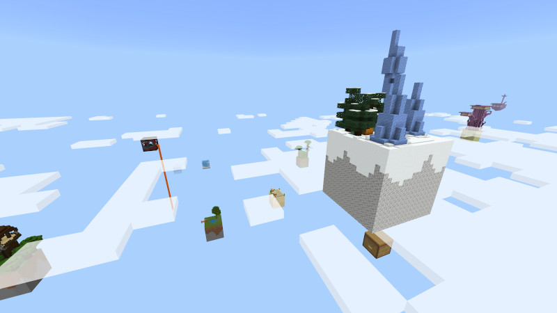 Skyblock Chunked by BTWN Creations