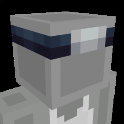 Ninja Headband on the Minecraft Marketplace by Metallurgy Blockworks
