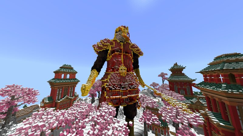 Samurai Temple Dungeon by IriumBT
