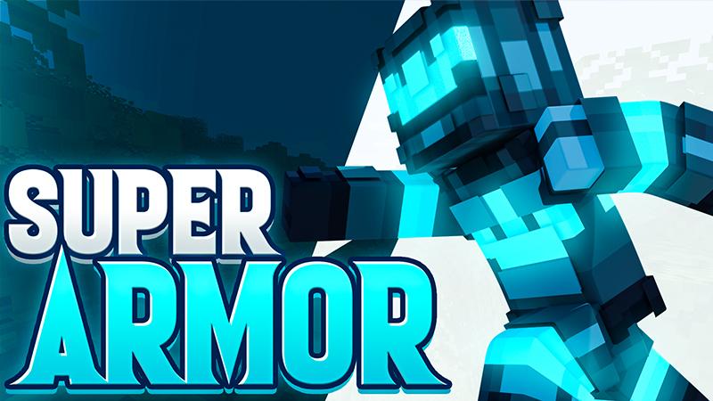 Super Armor on the Minecraft Marketplace by 4KS Studios