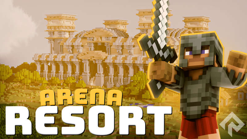 Arena Resort on the Minecraft Marketplace by RareLoot