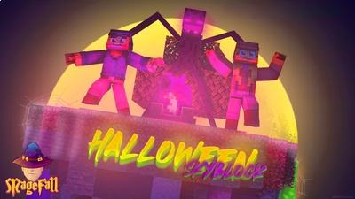 Halloween Skyblock on the Minecraft Marketplace by Magefall