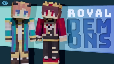 Royal Demons on the Minecraft Marketplace by Tetrascape
