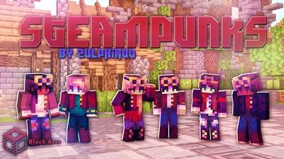 Steampunks on the Minecraft Marketplace by Black Arts Studios
