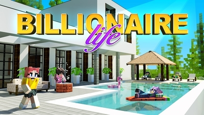 Billionaire Life on the Minecraft Marketplace by BBB Studios