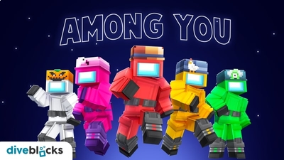 Among You on the Minecraft Marketplace by Diveblocks