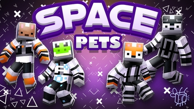 Space Pets on the Minecraft Marketplace by Blu Shutter Bug