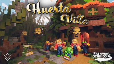 Huerta Ville on the Minecraft Marketplace by Pathway Studios