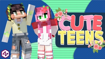 Cute Fruit Teens on the Minecraft Marketplace by 4KS Studios