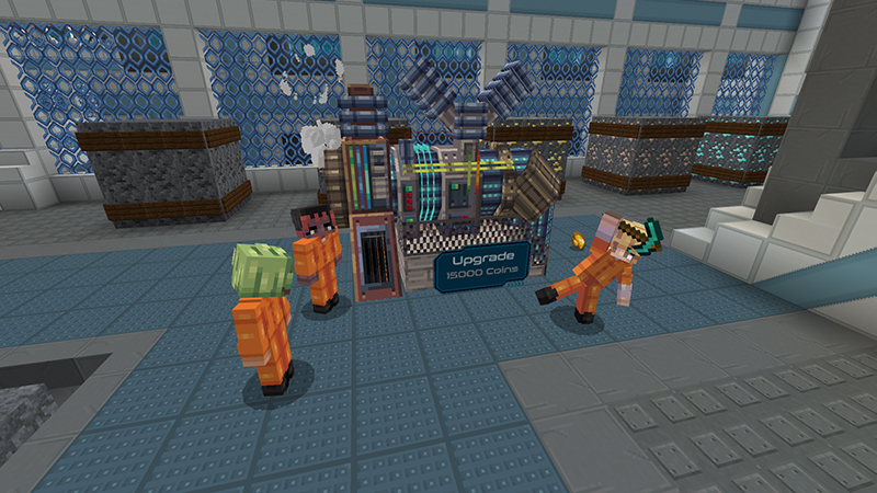 Robot Prison by Mythicus