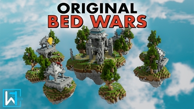Original Bed Wars on the Minecraft Marketplace by Waypoint Studios
