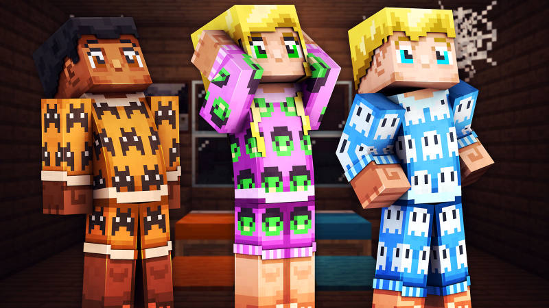 Monster PJs on the Minecraft Marketplace by 57Digital