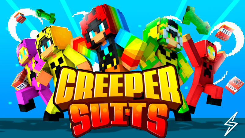 Creeper Suits on the Minecraft Marketplace by Senior Studios