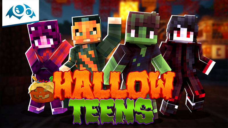Hallow Teens on the Minecraft Marketplace by Monster Egg Studios