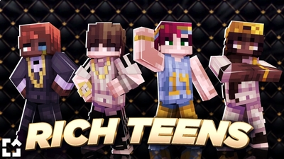 Rich Teens on the Minecraft Marketplace by Fall Studios