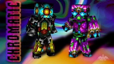 Chromatic on the Minecraft Marketplace by Dragnoz