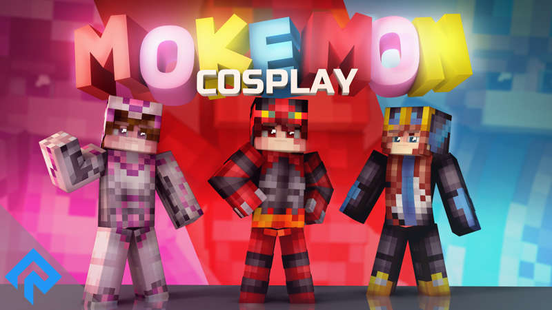 Mokemon Cosplay on the Minecraft Marketplace by RareLoot