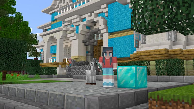 Noob Vs Pro In Minecraft Marketplace Minecraft