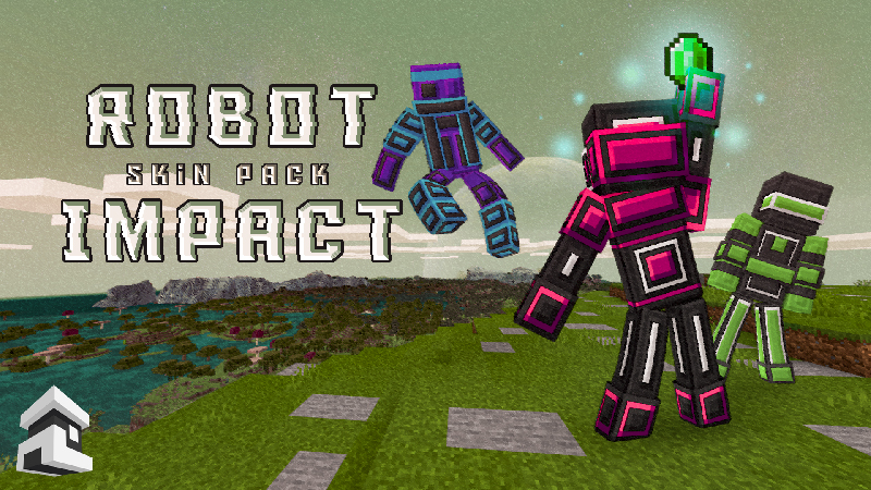 Robot Impact on the Minecraft Marketplace by Project Moonboot