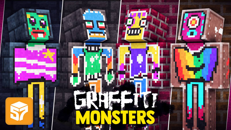 Play Graffiti Monsters