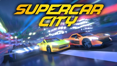 Supercar City on the Minecraft Marketplace by Podcrash