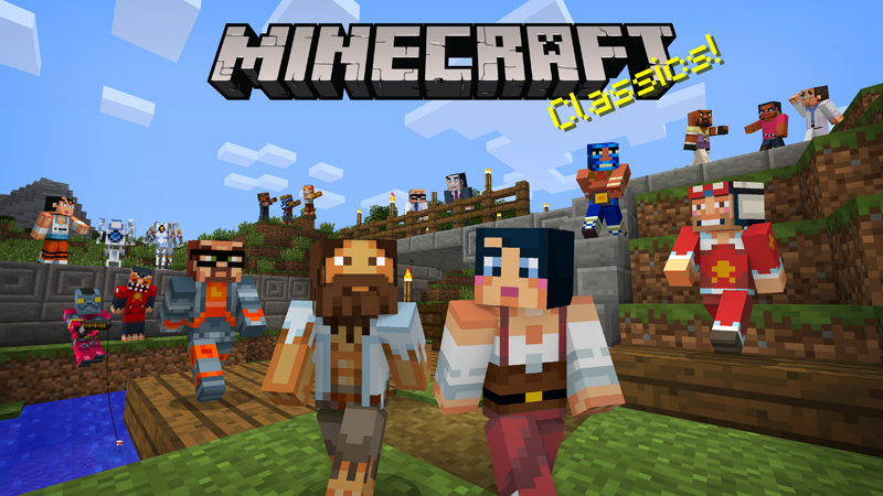 Skin Pack 3  Classic on the Minecraft Marketplace by Minecraft